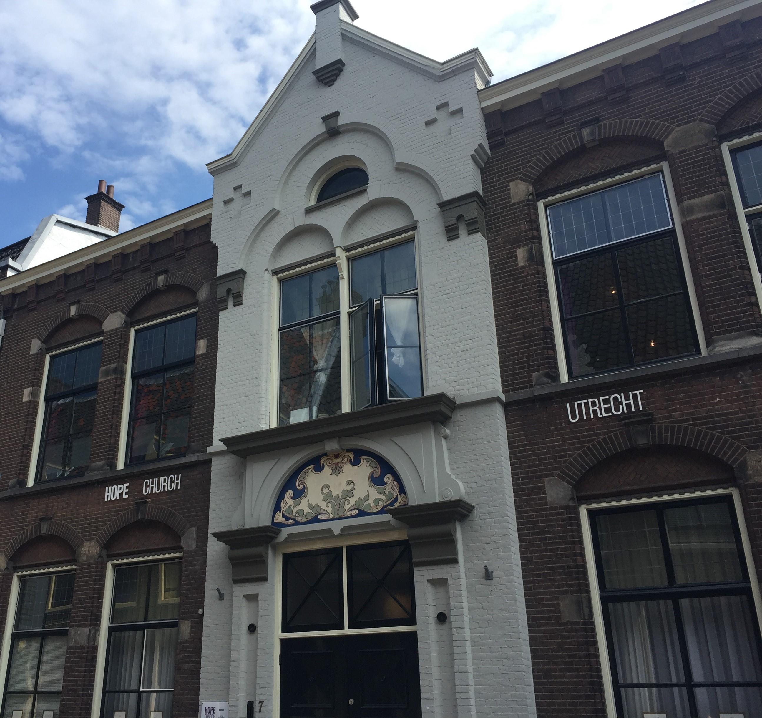 De Zalen van Zeven, workshop location